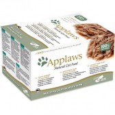 Applaws chat multipack savoureux poissons