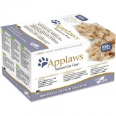 Applaws chat multipack savoureux poulet