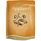 Applaws poche chat poulet et potiron