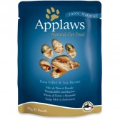 Applaws poche chat Tuna & dorade
