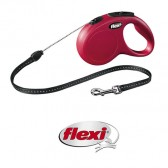 Flexi new classic cord red