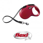 Flexi new classic tape rouge