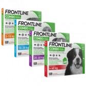 Frontline Spot On Combo Perros 6 Pipetas