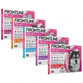 Frontline Tri-Act 6 Pipettes