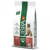 Pienso gatos Libra Adult Cat Buey