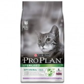 Pienso gatos Pro Plan Sterilised Pavo
