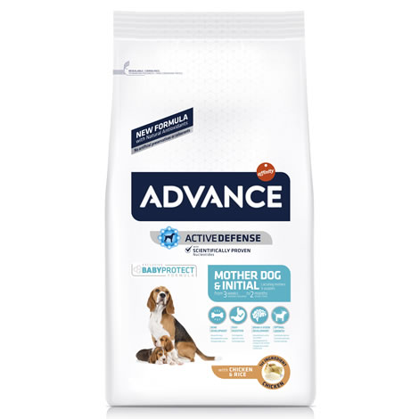 Pienso para perros Advance Puppy Initial Baby Protect 1ª Edad - Madres