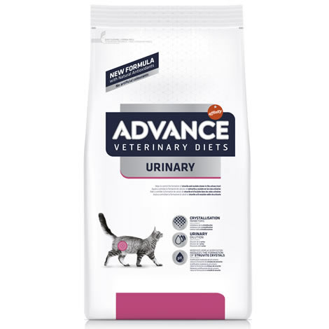 Pienso gatos Advance Urinary Feline