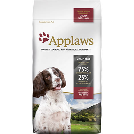 Applaws Chicken-Lamb Small & Medium