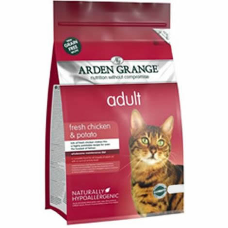 Pienso gatos Arden Grange Adult Chicken Gato